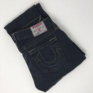 True Religion Denim Stella Skinny Jeans Indigo 27